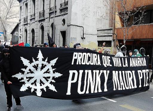 Mexico. Escrito de Conspiración Ácrata en recuerdo a Mauricio Morales