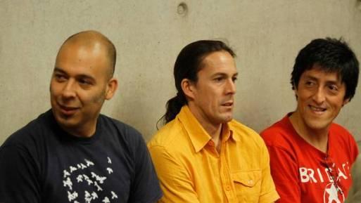 Freddy Marcelo y Juan