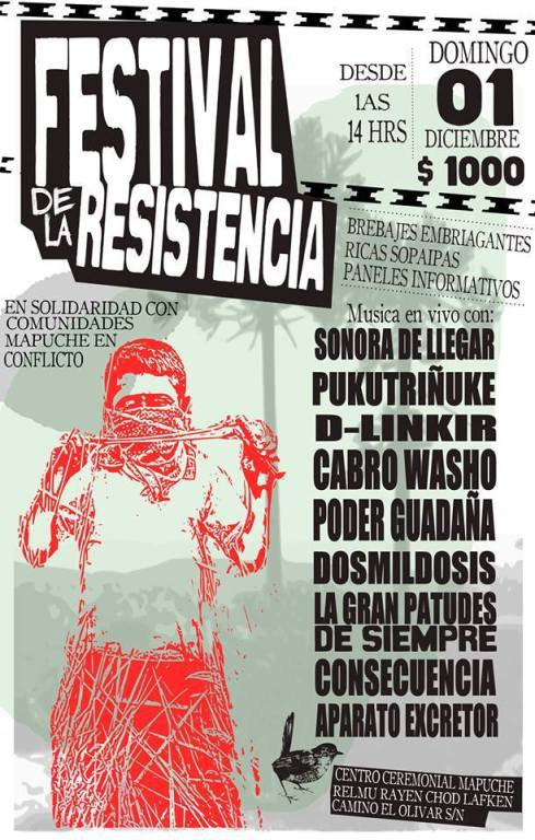 festival resistencia